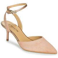 Chaussures Femme Sandales et Nu-pieds JB Martin TWISTO MTO FARD DCN/ELASTO