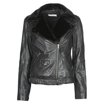 Vêtements Femme Vestes en cuir / synthétiques Naf Naf CILL