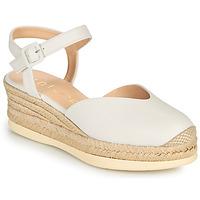 Schuhe Damen Sandalen / Sandaletten Unisa CEINOS Weiß