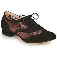 Schuhe Damen Richelieu Fericelli ABIAJE Rot