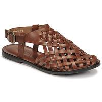 Schuhe Damen Sandalen / Sandaletten Fericelli ONUOVO Kamel