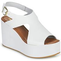 Schuhe Damen Sandalen / Sandaletten Sweet Lemon IJOX Weiß