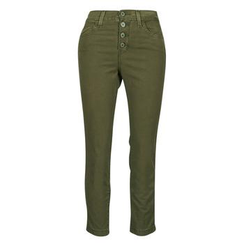 Abbigliamento Donna Pantaloni 5 tasche Levi's SOFT CANVAS OLIVE NIGHT OD