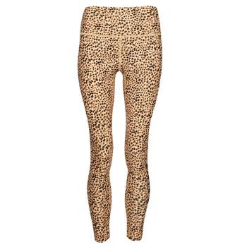 Kleidung Damen Leggings Levi's AMMOLITE SHIFTING SAND Beige