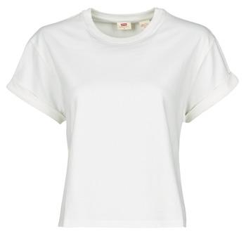 Kleidung Damen Tops / Blusen Levi's TOFU Beige