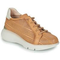 Schuhe Damen Sneaker Low Hispanitas TELMA Kamel / Beige