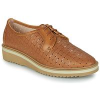 Schuhe Damen Derby-Schuhe Hispanitas NICOLE Braun,