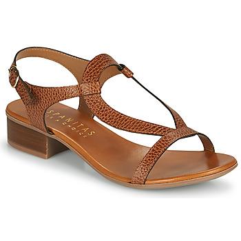 Schuhe Damen Sandalen / Sandaletten Hispanitas LOLA Braun,