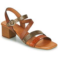 Schuhe Damen Sandalen / Sandaletten Hispanitas OLGA Braun, / Bronze