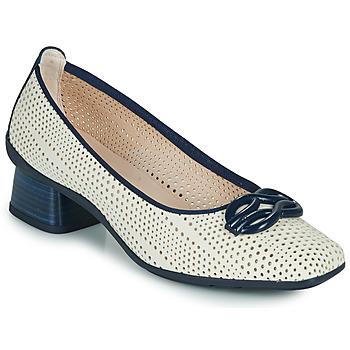 Schuhe Damen Pumps Hispanitas FIONA Weiß / Blau
