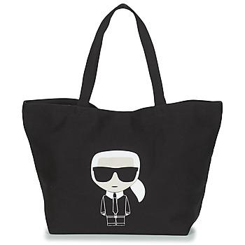 Taschen Damen Shopper / Einkaufstasche Karl Lagerfeld K/IKONIK KARL TOTE