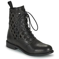 Chaussures Femme Boots Mimmu MONTONE NEROA
