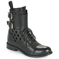 Chaussures Femme Boots Mimmu MONTONE NEROB