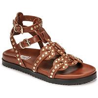 Chaussures Femme Sandales et Nu-pieds Mimmu VITELLO-CUOIO