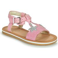 Chaussures Fille Sandales et Nu-pieds Clarks FINCH SUMMER K