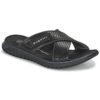 Schuhe Herren Pantoletten Bugatti IDAHO