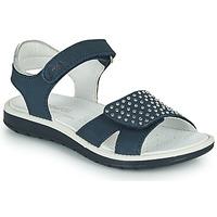 Schuhe Mädchen Sandalen / Sandaletten Primigi MAXIME Marineblau