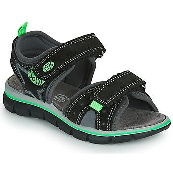 Chaussures Garçon Sandales et Nu-pieds Primigi NOIRA