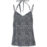 Kleidung Damen Tops Ikks BS11015-02 Grau