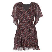 Kleidung Damen Kurze Kleider Ikks BS30205-02 Bunt