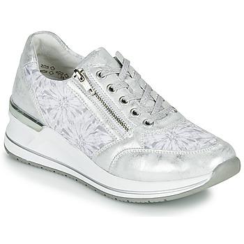 Schuhe Damen Sneaker Low Remonte Dorndorf SALAN Silbrig
