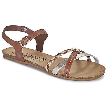 Chaussures Femme Sandales et Nu-pieds Casual Attitude ODIA