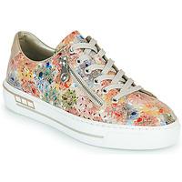 Schuhe Damen Sneaker Low Rieker FROLLI Bunt