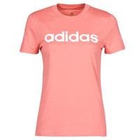 Abbigliamento Donna T-shirt maniche corte adidas Performance W LIN T