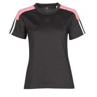 Vêtements Femme T-shirts manches courtes adidas Performance W CB LIN T