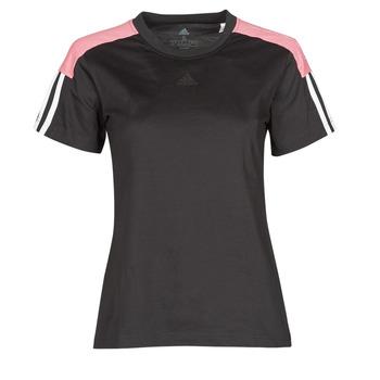 Abbigliamento Donna T-shirt maniche corte adidas Performance W CB LIN T
