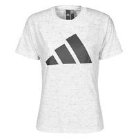 Kleidung Damen T-Shirts adidas Performance W WIN 2.0 TEE