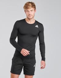 Abbigliamento Uomo T-shirts a maniche lunghe adidas Performance TF LS