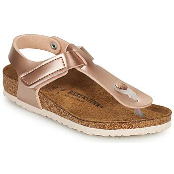 Chaussures Fille Tongs Birkenstock KAIRO HL