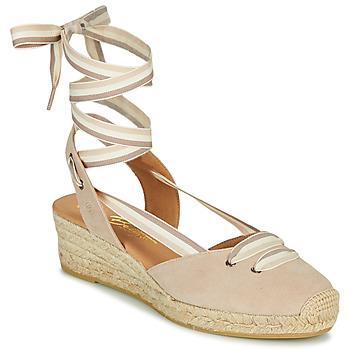 Schuhe Damen Sandalen / Sandaletten Betty London OJORD Beige