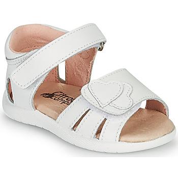 Chaussures Fille Sandales et Nu-pieds Citrouille et Compagnie OLESS