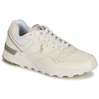 Schuhe Herren Sneaker Low Polo Ralph Lauren TRCKSTR PONY-SNEAKERS-ATHLETIC SHOE Weiß