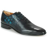 Schuhe Herren Richelieu Melvin & Hamilton LANCE 61 Blau