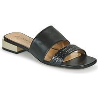Chaussures Femme Sandales et Nu-pieds JB Martin HELIAS VTE NOIR DCN/ELASTO