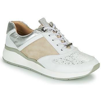 Schuhe Mädchen Sneaker High JB Martin 1KALIO Weiß