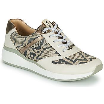 Schuhe Mädchen Sneaker High JB Martin 1KALIO Beige