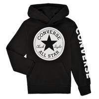 Kleidung Jungen Sweatshirts Converse SIGNATURE CHUCK PATCH HOODIE