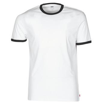 Vêtements Homme T-shirts manches courtes Levi's SS RINGER TEE