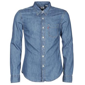 Abbigliamento Uomo Camicie maniche lunghe Levi's SUNSET 1 PKT SLIM