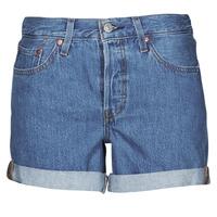 Vêtements Femme Shorts / Bermudas Levi's 501 ROLLED SHORT