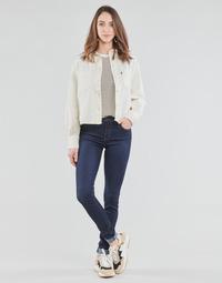 Vêtements Femme Jeans skinny Levi's 720 HIRISE SUPER SKINNY