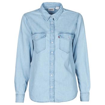 Abbigliamento Donna Camicie Levi's ESSENTIAL WESTERN