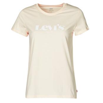 Vêtements Femme T-shirts manches courtes Levi's THE PERFECT TEE