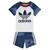 Vêtements Garçon Ensembles enfant adidas Originals GN4110