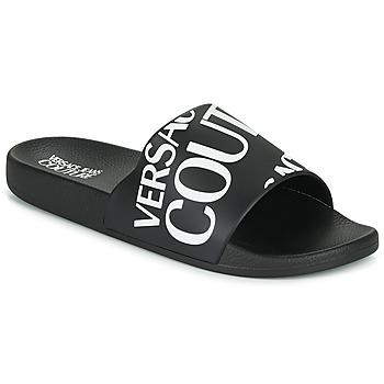 Schuhe Herren Pantoletten Versace Jeans Couture TENNIA Weiß