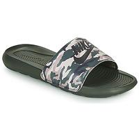 Schuhe Herren Pantoletten Nike VICTORI ONE BENASSI Grau